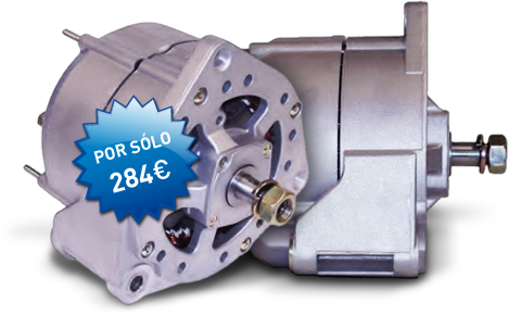 Alternador 28V 80Ahpara Mercedes-Benz