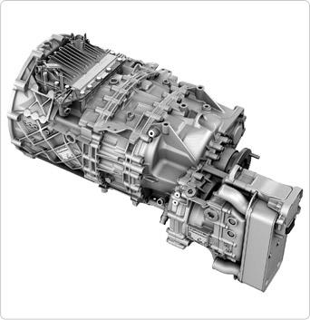 Caja de cambios Volvo FH