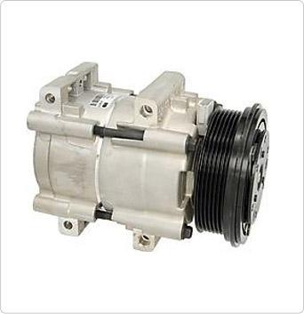 Compresor aire acondicionado Iveco Trakker