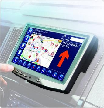 Comunicación y navegación Western Star 4900 EX