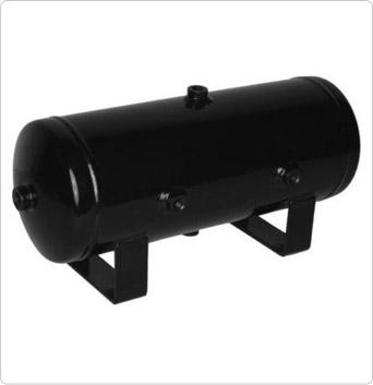 Depósito de aire comprimido Iveco Trakker