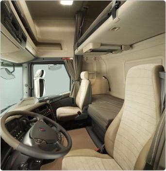Equipamiento interior  Volvo FH