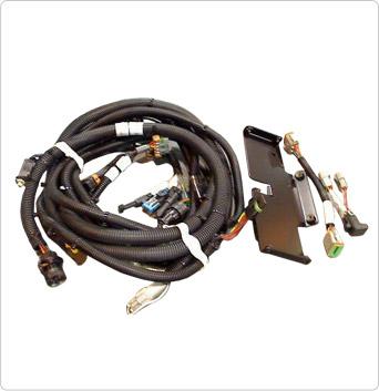 Juego de cables cabina Iveco Trakker
