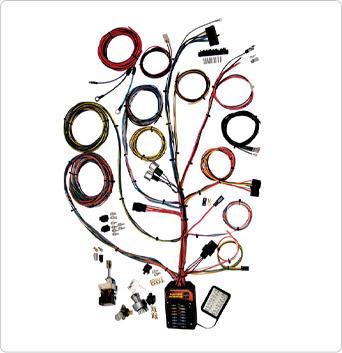Juego de cables Western Star 4900 EX