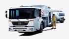 Repuestos para camión de asistencia en aeropuertos
